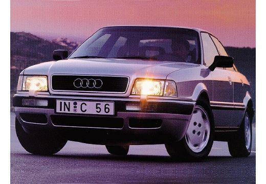 Фото Audi 90 2.3 E 20V quattro / Ауди 90 2.3 Е 20V quattro