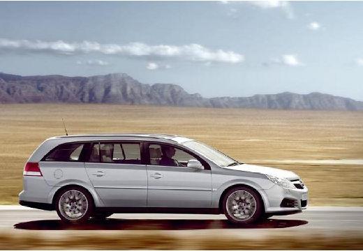 Opel Vectra Caravan (2006)
