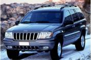 JEEP Grand Cherokee 2.7 CRD Limited Aut. (2001-2004)