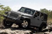 JEEP Wrangler Unlimited 2.8 CRD Rubicon (2012–)